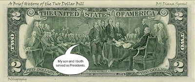 Two Dollar Bill: American History Made Easy